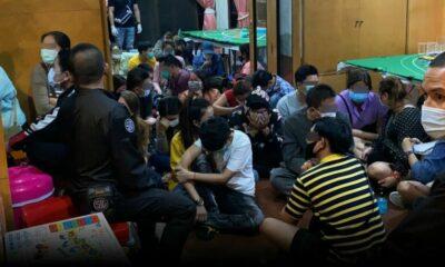Nonthaburi gamblers given jail sentences | Thaiger