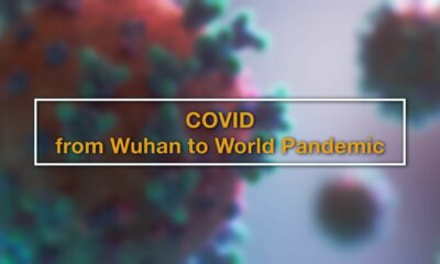 A year of COVID – from Wuhan to World Pandemic | VIDEO | The Thaiger
