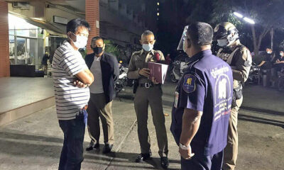 Australian dies after falling from Pattaya condo balcony | Thaiger