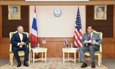 US Ambassador to Thailand quits after Biden inaugurated | Thaiger