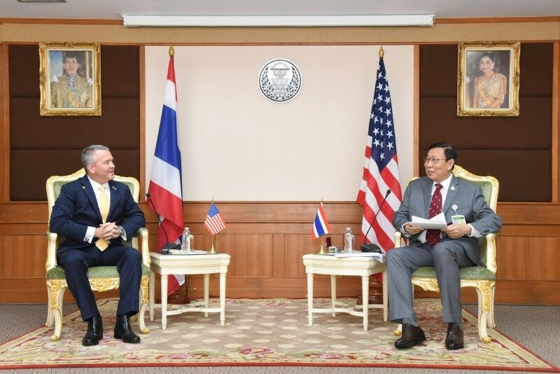 US Ambassador to Thailand quits after Biden inaugurated | The Thaiger