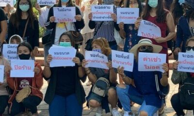 Massage workers in Pattaya call for reopening of spas and massages shops | Thaiger