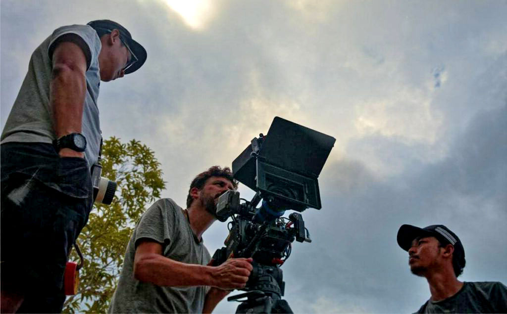Lights, camera, Covid – Tourism Ministry wants film crews to come to Thailand now | The Thaiger