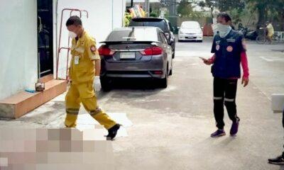 Men arrested for dumping dead body on the side of a Bangkok road | Thaiger