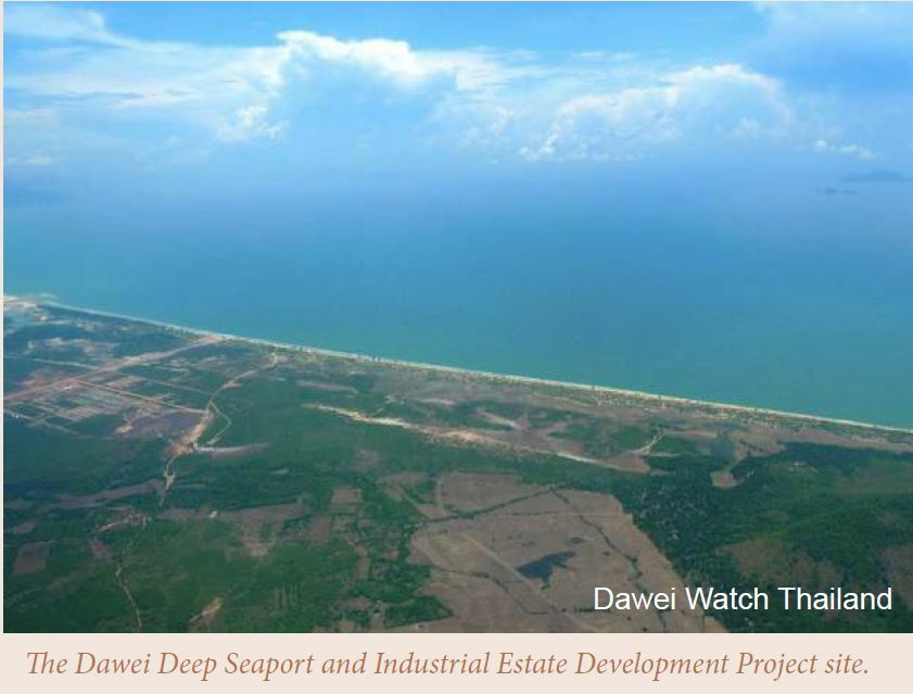 Myanmar cancels Thai investment in the Dawei Special Economic Zone | The Thaiger
