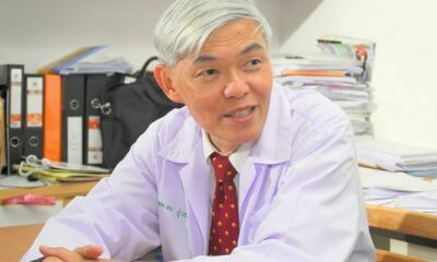 Efficacy of Covid-19 vaccines will drop during mass inoculations: Thai virologist | The Thaiger