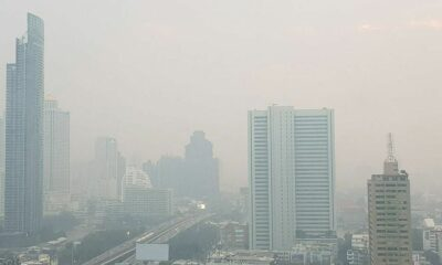 PM2.5 over the limit in 21 areas of Bangkok | The Thaiger