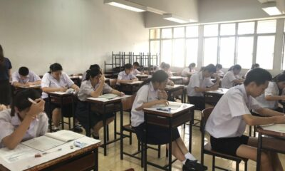 High school students call for final exams to be postponed due to Covid-19 | The Thaiger