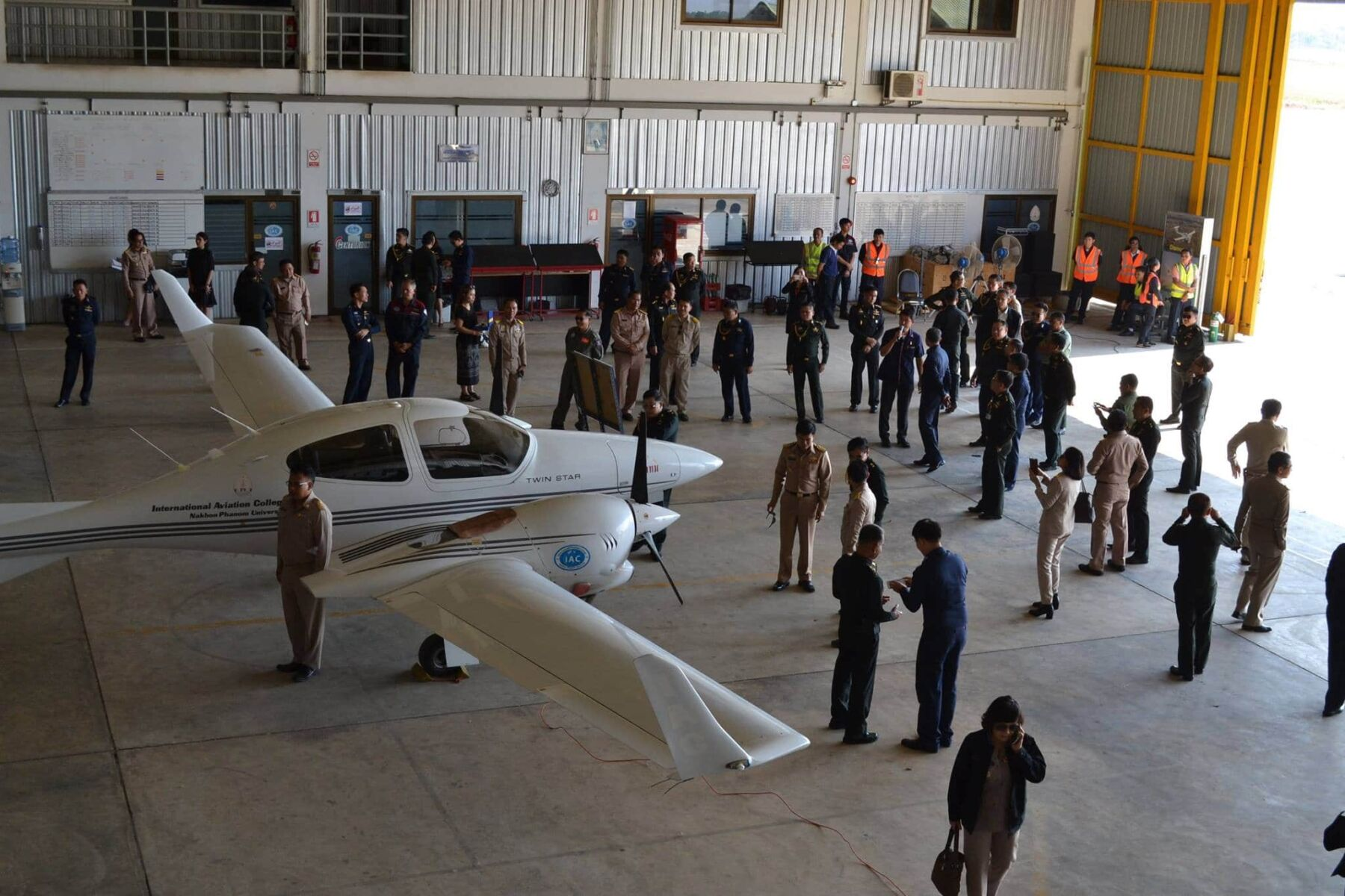 North East aviation college faces funding shortfall and allegations of corruption | The Thaiger