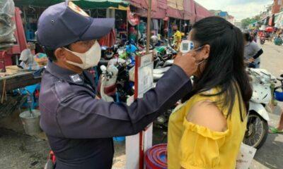 Bangkok Covid-19 Update: 3 month old infected; market closes after vendor tests positive | Thaiger