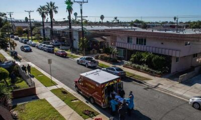 Los Angeles ambulances won't take cardiac patients unlikely to survive as Covid crisis worsens | Thaiger