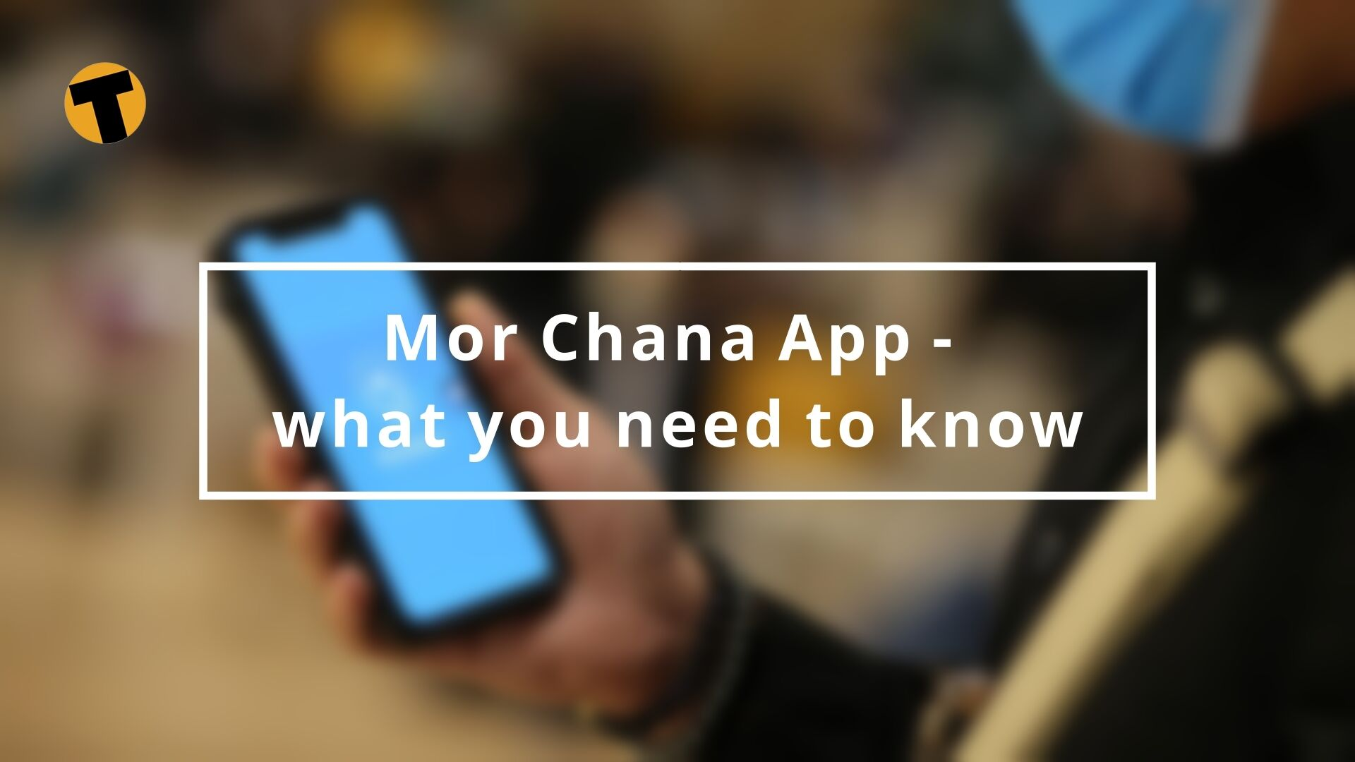 Mor Chana app – what you need to know | The Thaiger
