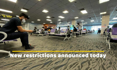New restrictions in place, get ready for additional screening at airports | VIDEO | The Thaiger