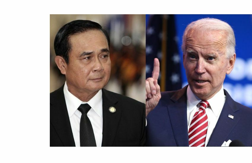 Thai PM is ready to work closely with the US President