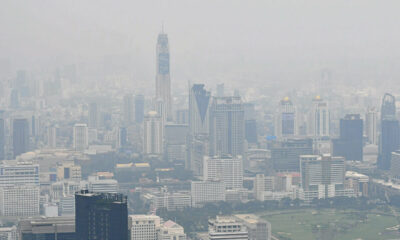 Smog across Bangkok can be blamed on a 'Dust Dome' of pollutants | The Thaiger