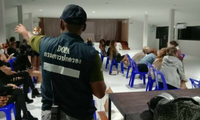 111 people arrested at Koh Pha Ngan party for allegedly violating Covid-19 restrictions | The Thaiger