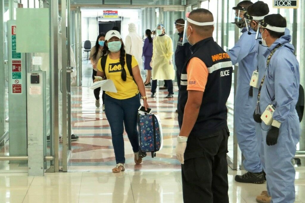 """Visitors to Phuket from """"highest risk"""" areas must show Covid-19 test results 