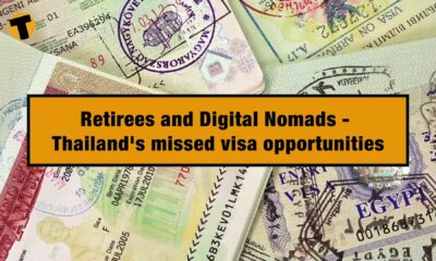 Thailand Retirement and Digital Nomads – Missed visa opportunities | VIDEO | The Thaiger