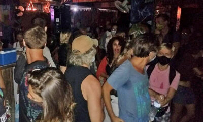 Koh Pha Ngan partygoers and organiser get a fine and suspended sentences | The Thaiger