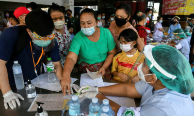 15,000 people in Samut Sakhon at high risk of infection, health officials concerned | Thaiger
