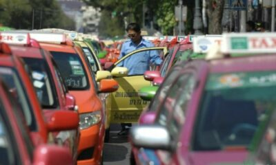 Taxi and transport drivers calling for help from the Thai government | The Thaiger