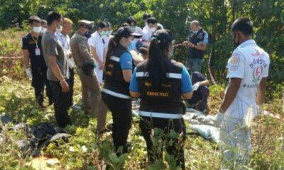 Body dumped on the roadside in Phuket | Thaiger