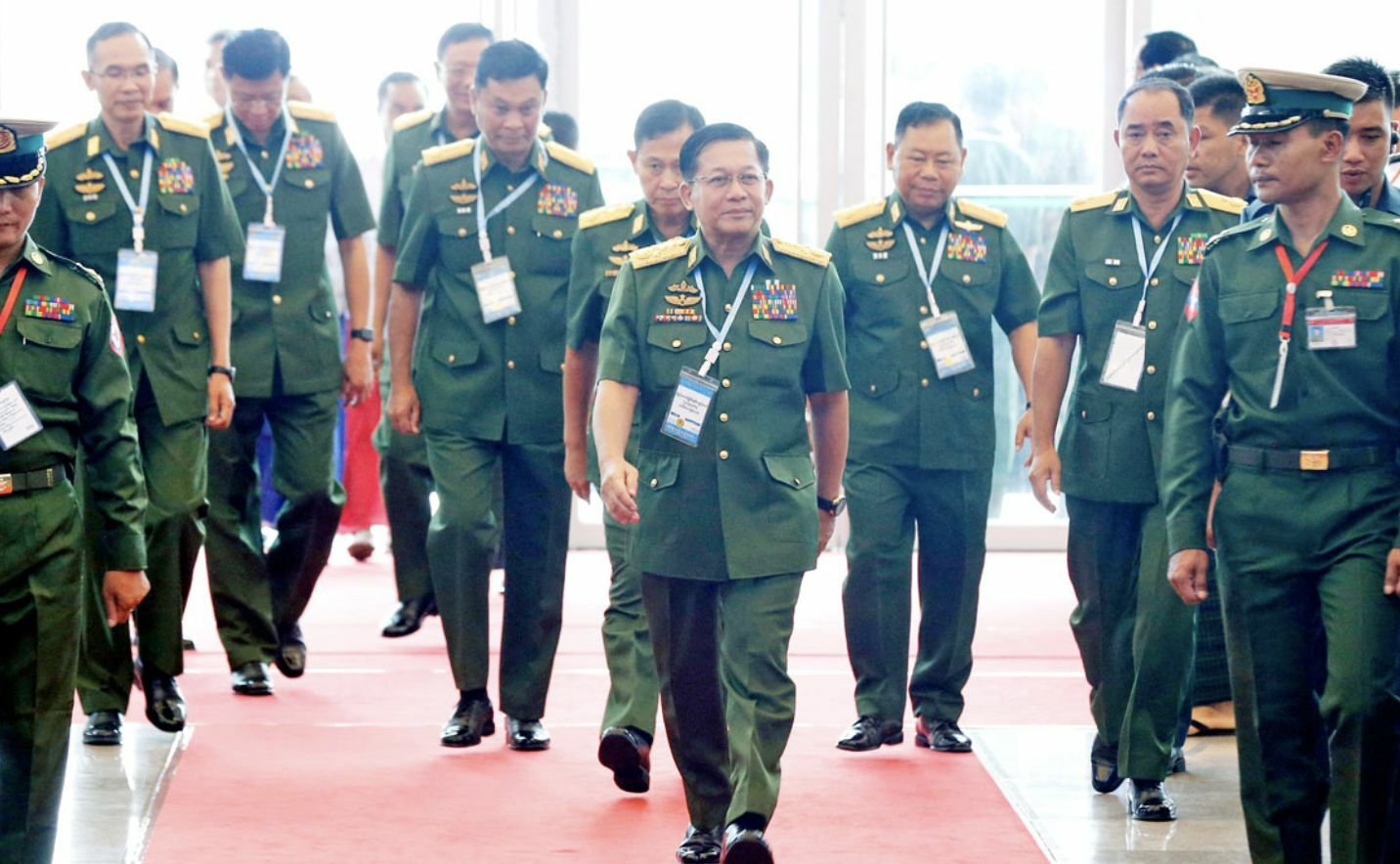 Myanmar Election Commission pours cold water on the Army's claims of election fraud   The Thaiger