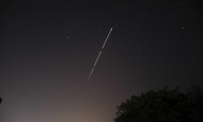 UFO? Shooting star? Prachuap Khiri Khan locals find out bright object is the ISS | The Thaiger