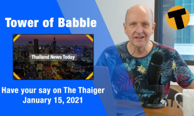 Tower Of Babble – Have your say on The Thaiger | VIDEO | The Thaiger