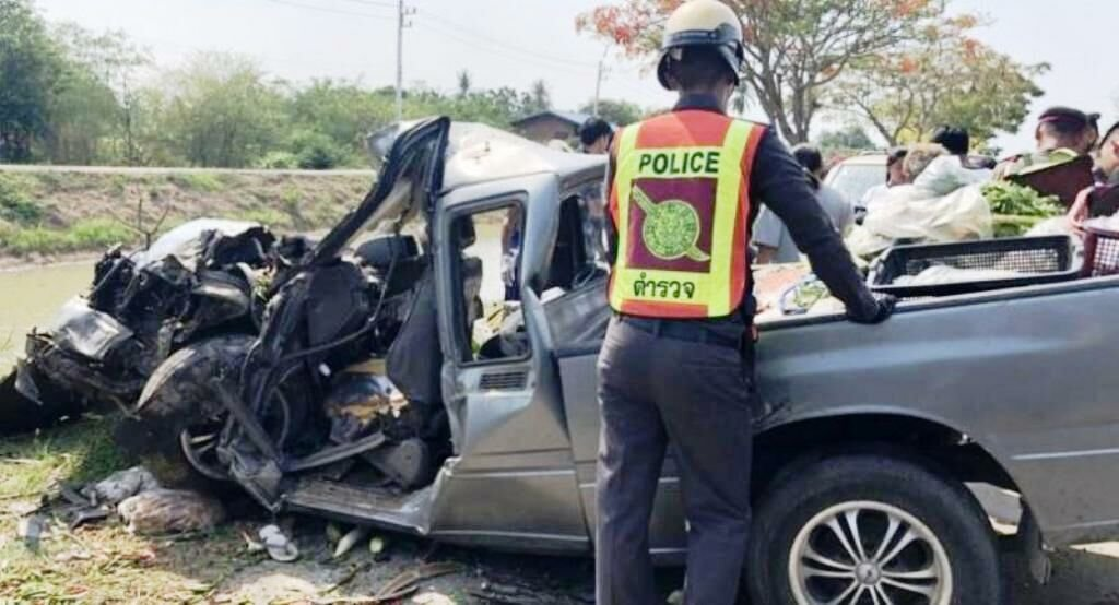 "392 killed in road accidents during New Year holiday's ""7 Dangerous Days"" 