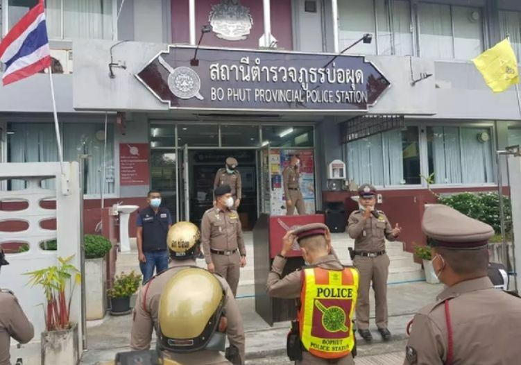 Koh Samui senior police officer faces charges for allegedly raping a suspect | The Thaiger