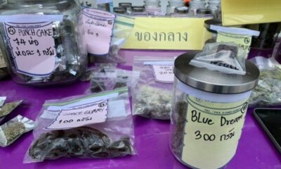 Police in Bangkok arrest 3 people for allegedly selling cannabis cookies | The Thaiger