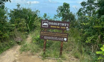 Lost couple in Koh Pha Ngan forest rescued by tourist police and park officers | The Thaiger