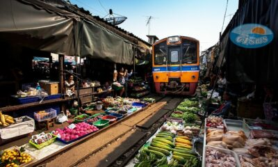 Customers steadily decline at seafood market due to Covid-19 fears | The Thaiger