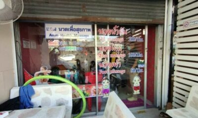 Pattaya massage shop raided for allegedly violating closure order   The Thaiger