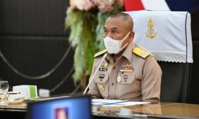 16 Thai Navy officials investigated for alleged involvement in drug trafficking | Thaiger