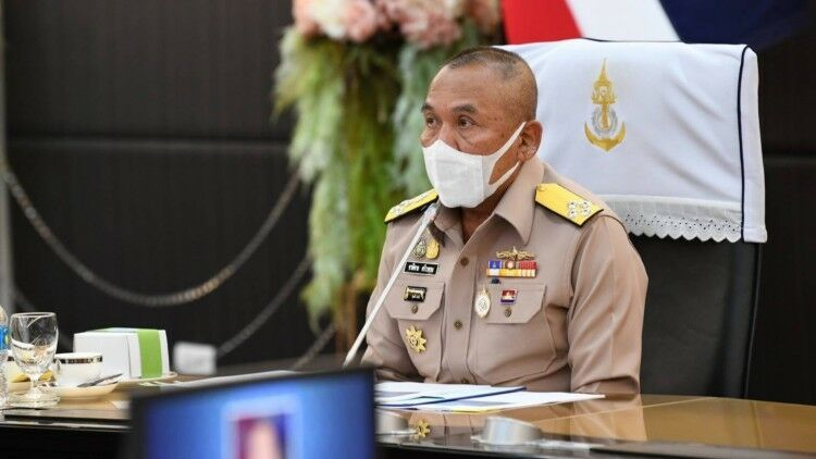16 Thai Navy officials investigated for alleged involvement in drug trafficking | The Thaiger