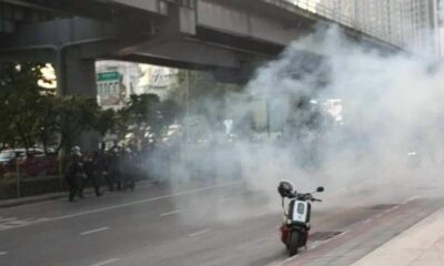 Police to issue arrest warrants for 2 people allegedly involved in bombing outside Bangkok shopping centre   The Thaiger