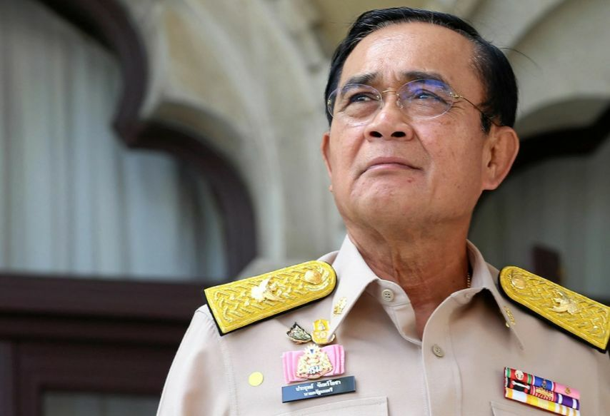 PM Prayut postponing Covid‐19 vaccination citing paperwork issues | Thaiger