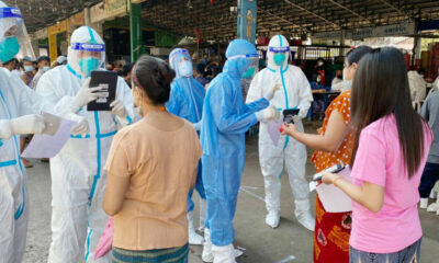 """No Covid-19 spike in Samut Sakhon, 900 """"new"""" cases is old information – Public Health Ministry 