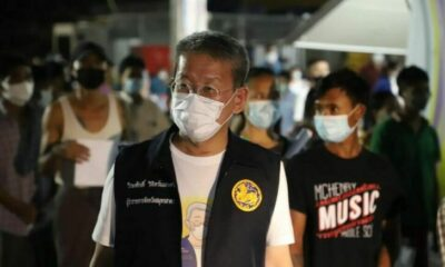 Samut Sakhon governor remains on ventilator with serious lung infection after Covid-19 | The Thaiger