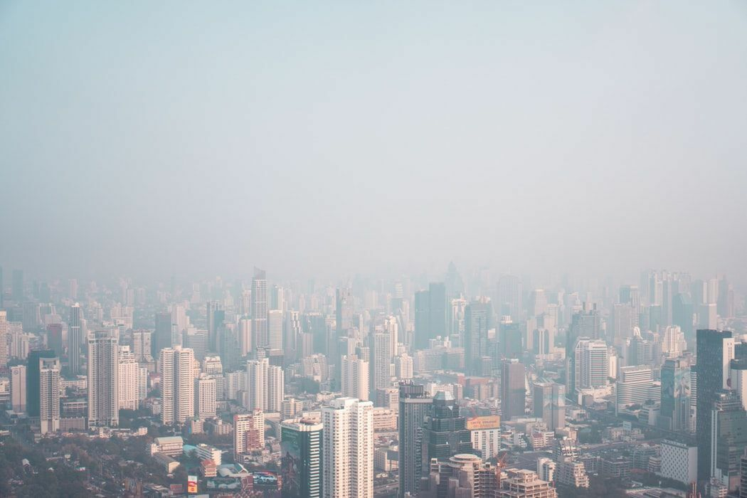Bangkok's air quality is 'unhealthy' today | VIDEO | The Thaiger