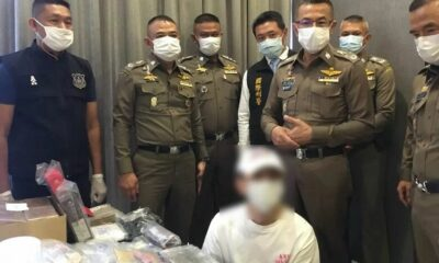 Police arrest man suspected of producing ketamine drug cocktail linked to 11 deaths | The Thaiger