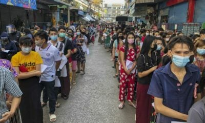 50,000 to be tested for Covid-19 in Samut Sakhon, 198 new infections reported in Thailand today | Thaiger