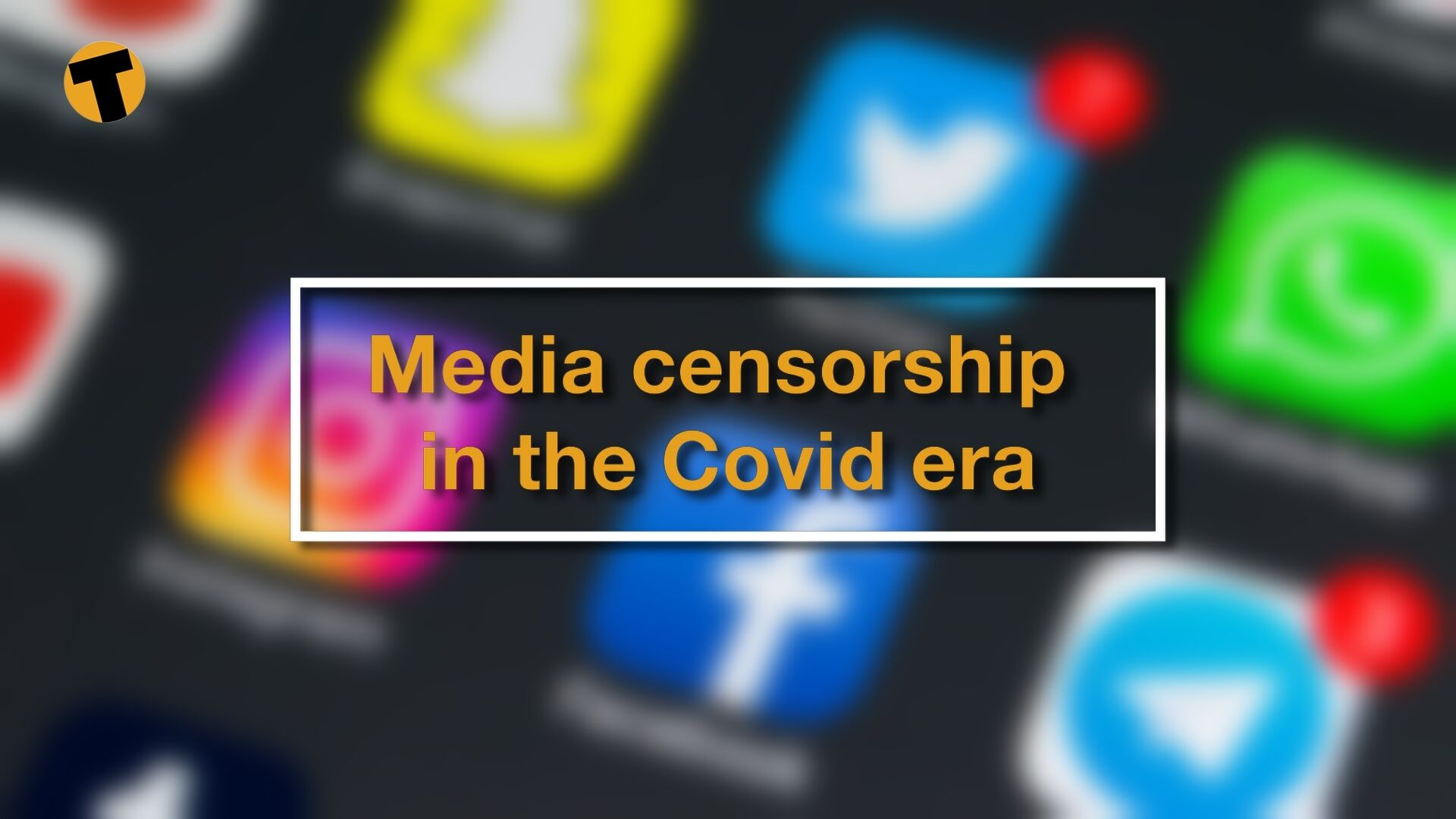 Media censorship during the Covid era | VIDEO | Thaiger