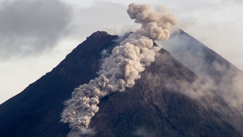 Mount Merapi, Indonesia's most active volcano, erupts | Thaiger