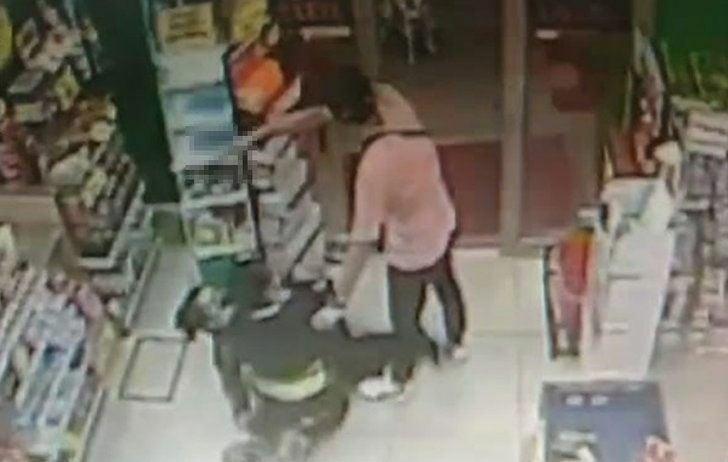 Courteous thief apologises to Bangkok convenience store: Sorry I've a kid