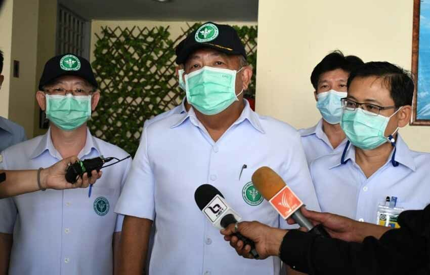 Samut Sakhon officials seal off migrant workers in 7 factories for entire month | The Thaiger