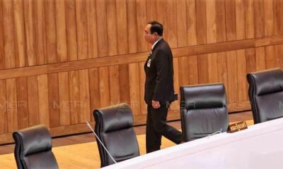 Thai PM walks out of parliament, accusing MPs of not listening to him | The Thaiger