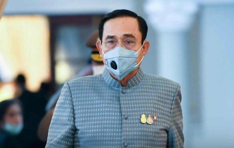 PM to receive AstraZeneca vaccine on Sunday   Thaiger